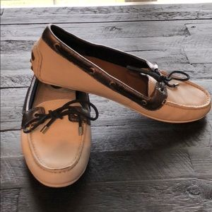 Sperry canvas boat shoe size 8.5